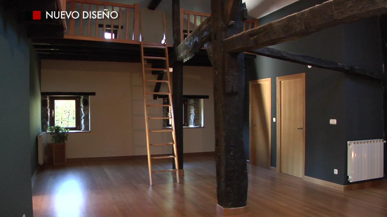Nuevo dise o vivienda Diseno de interiores san sebastian
